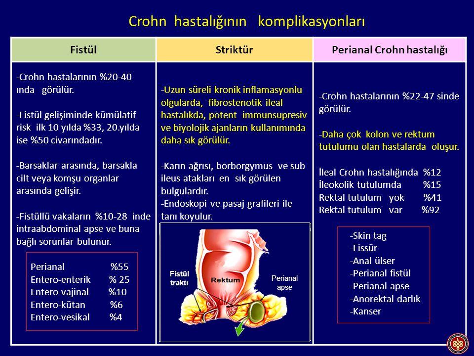 Perianal Crohn hastalığı