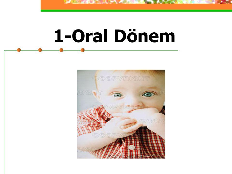 1-Oral Dönem