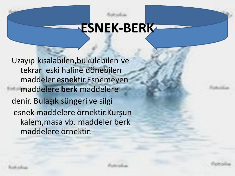 ESNEK-BERK