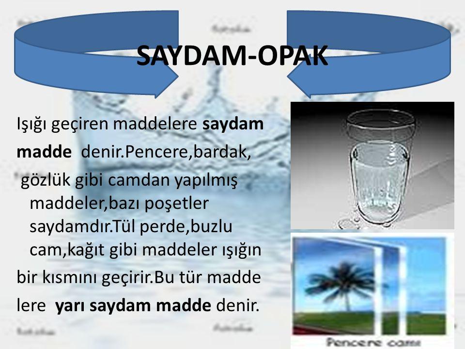 SAYDAM-OPAK