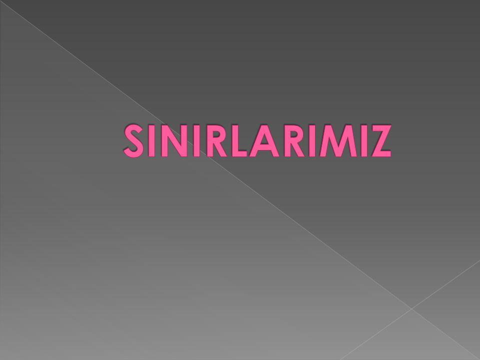 SINIRLARIMIZ