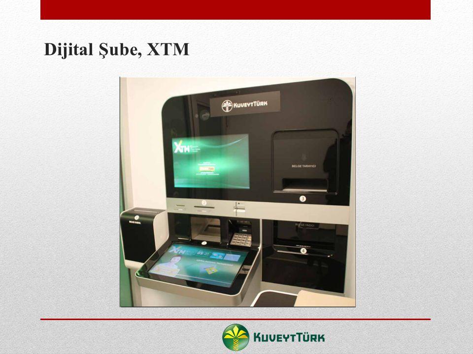 Dijital Şube, XTM