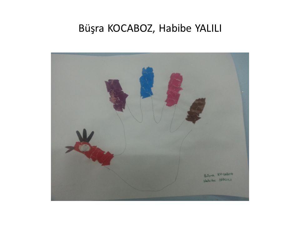 Büşra KOCABOZ, Habibe YALILI