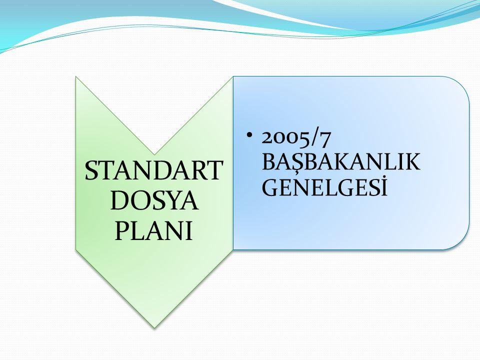2005/7 BAŞBAKANLIK GENELGESİ