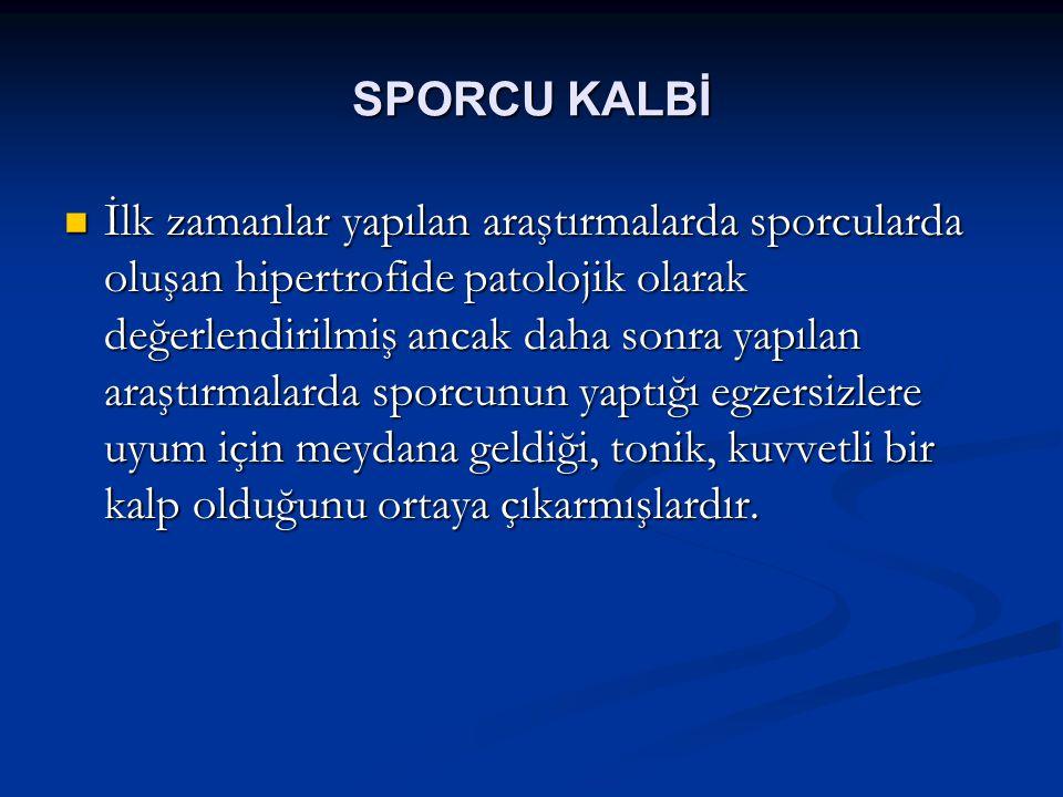 SPORCU KALBİ