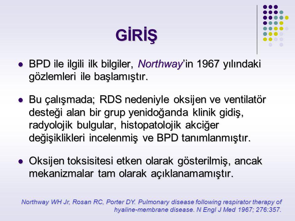 GİRİŞ BPD ile ilgili ilk bilgiler, Northway'in 1967 yılındaki gözlemleri ile başlamıştır.