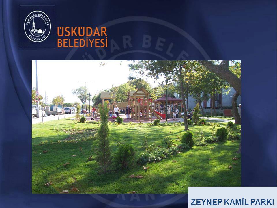 ZEYNEP KAMİL PARKI 17