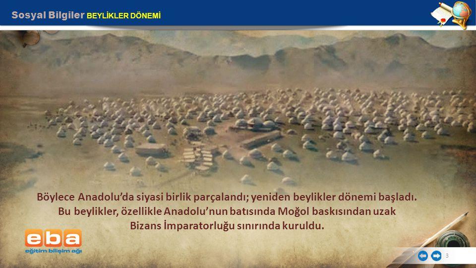 Bizans İmparatorluğu sınırında kuruldu.