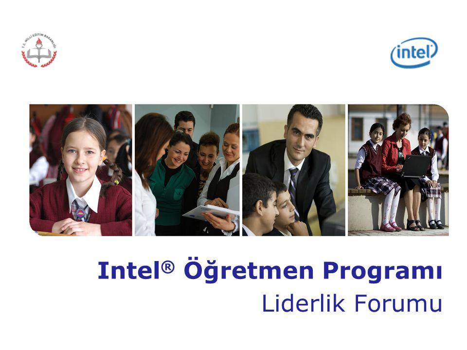 Intel® Öğretmen Programı