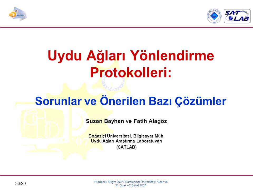 Suzan Bayhan ve Fatih Alagöz