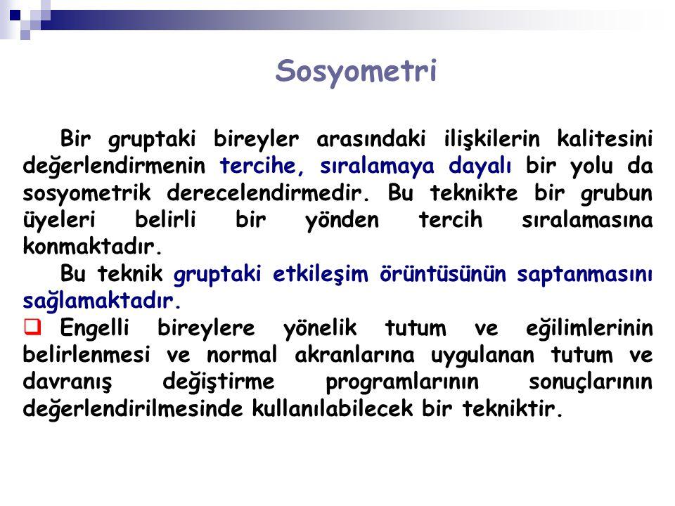 Sosyometri