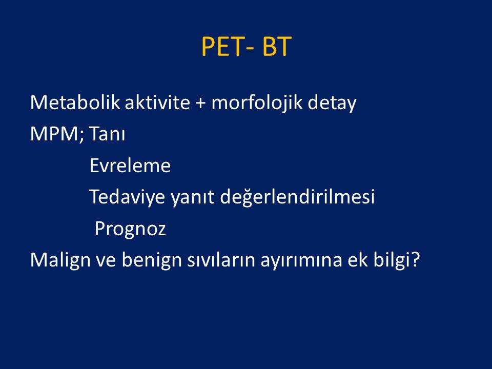 PET- BT