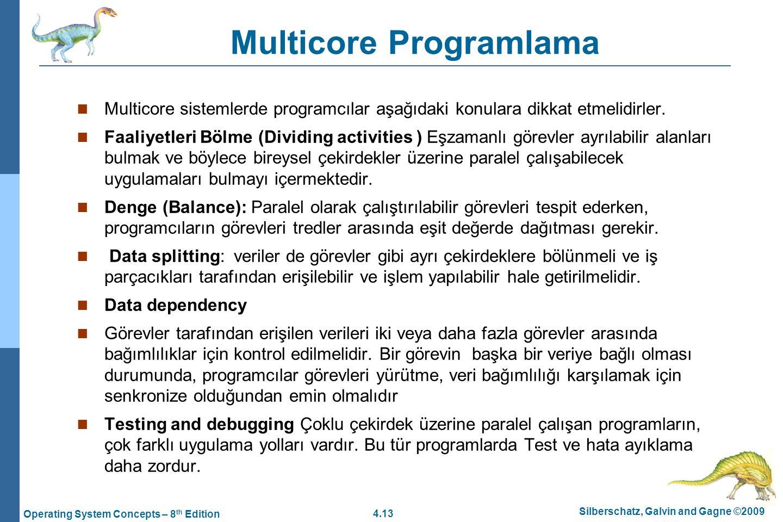 Multicore Programlama