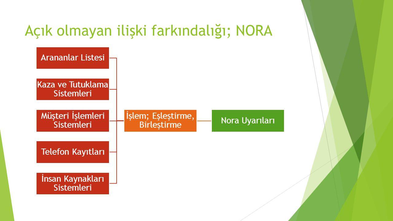 Açık olmayan ilişki farkındalığı; NORA