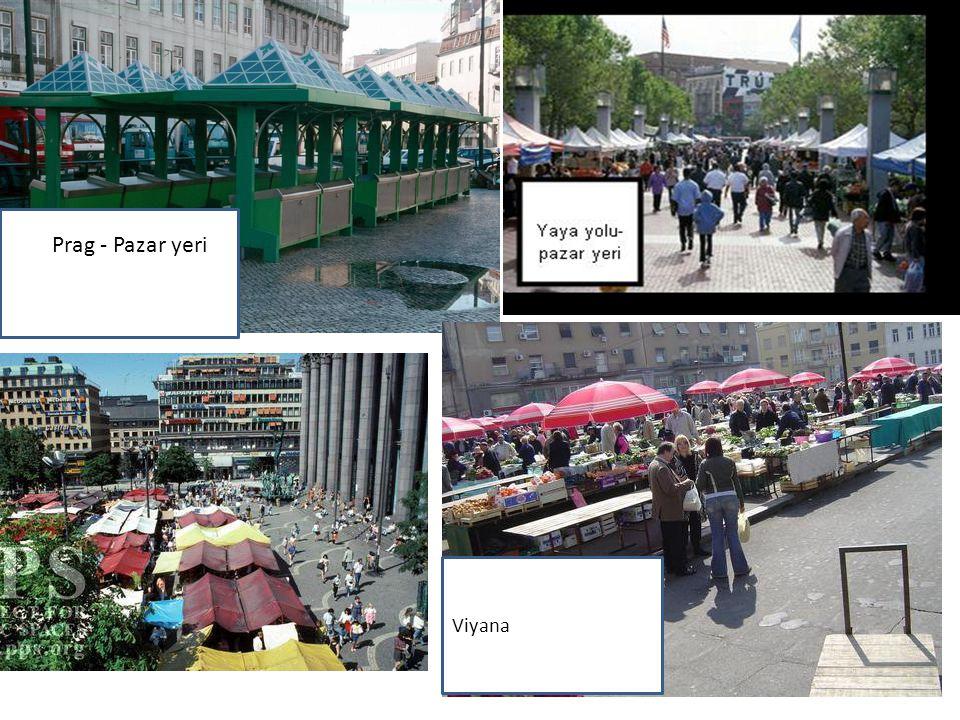 meyPrag - Pazar yeri an meydan Viyana