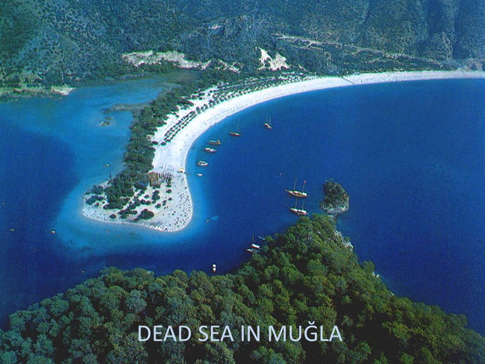 DEAD SEA IN MUĞLA
