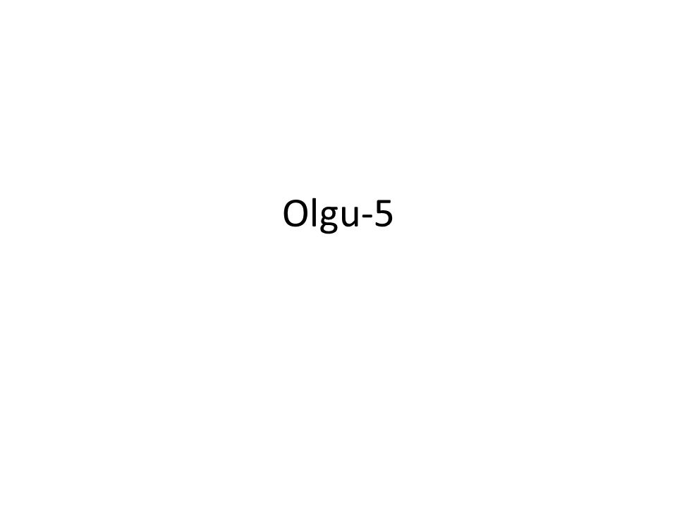 Olgu-5