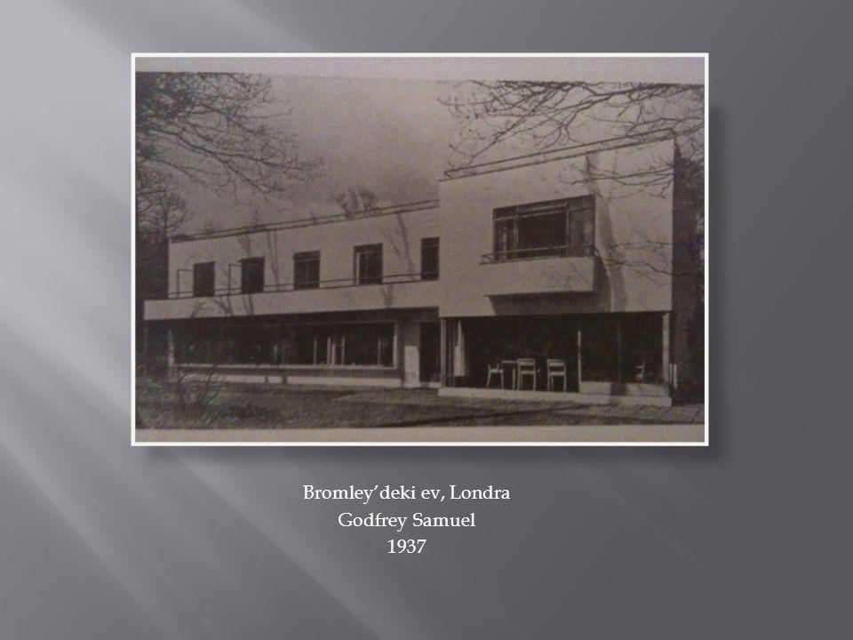 Bromley'deki ev, Londra