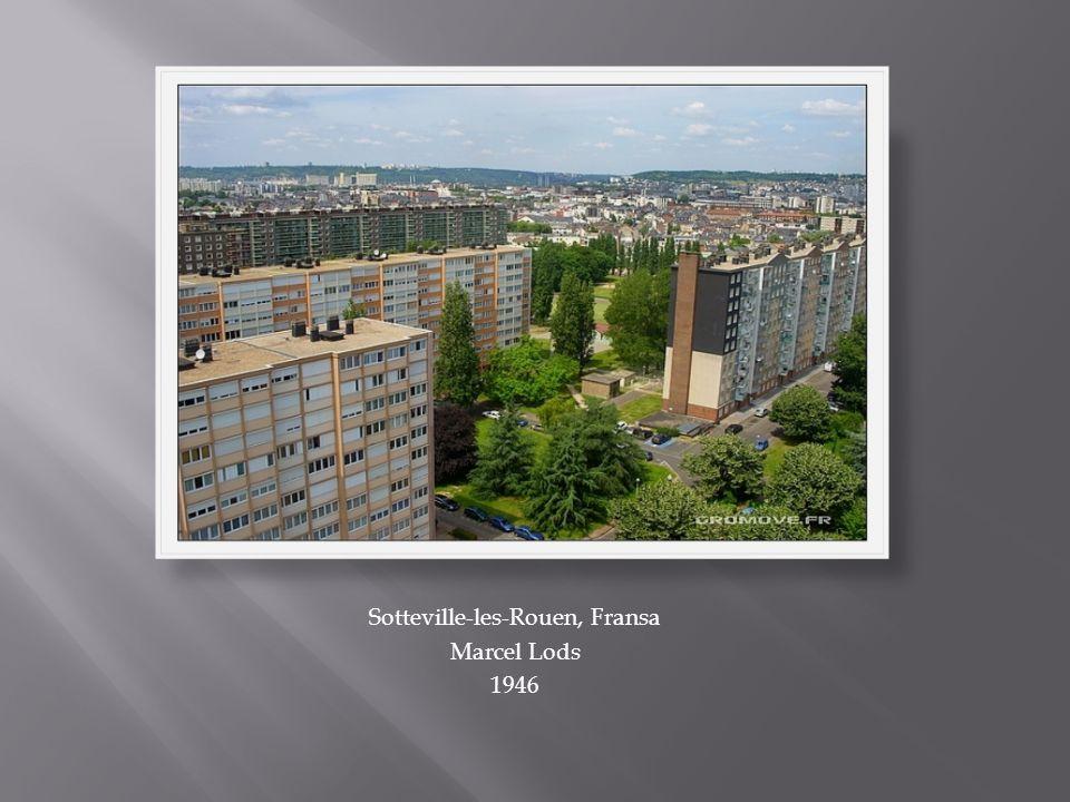 Sotteville-les-Rouen, Fransa
