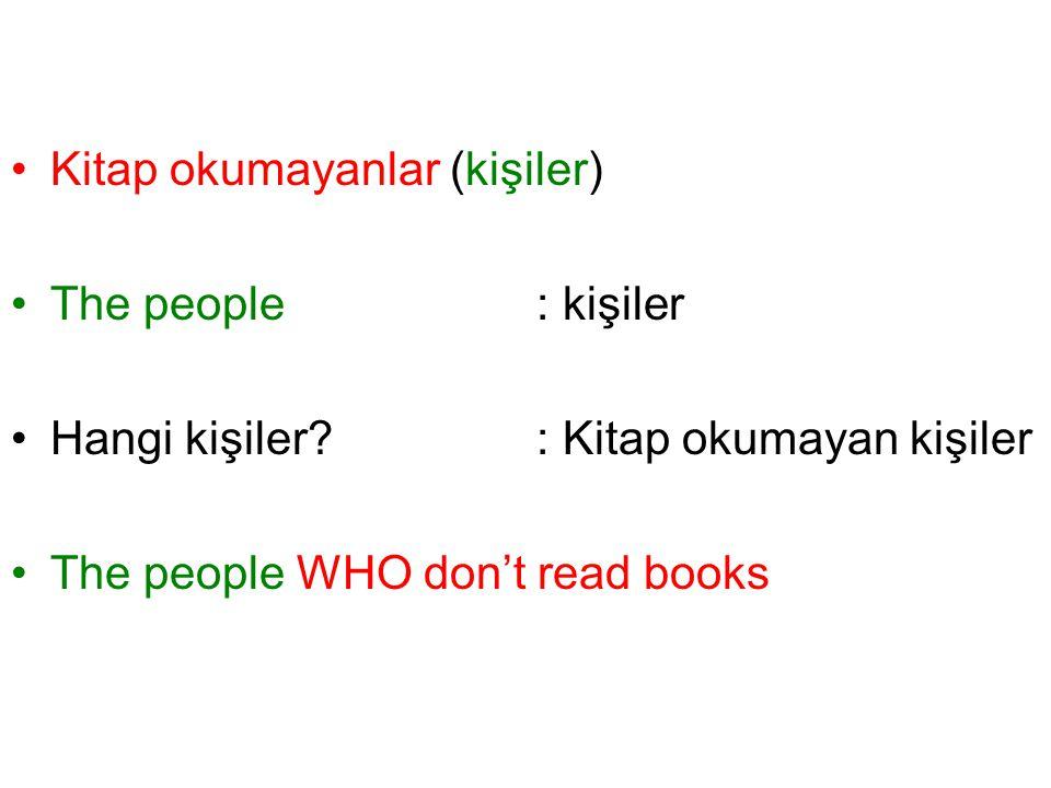 Kitap okumayanlar (kişiler)