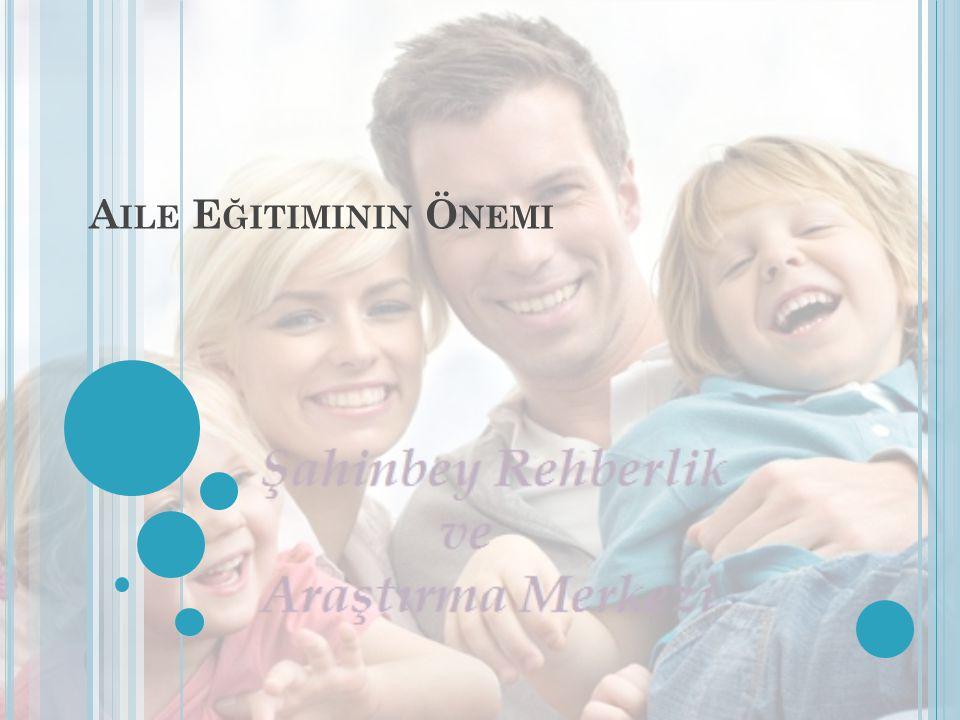 Aile Eğitiminin Önemi