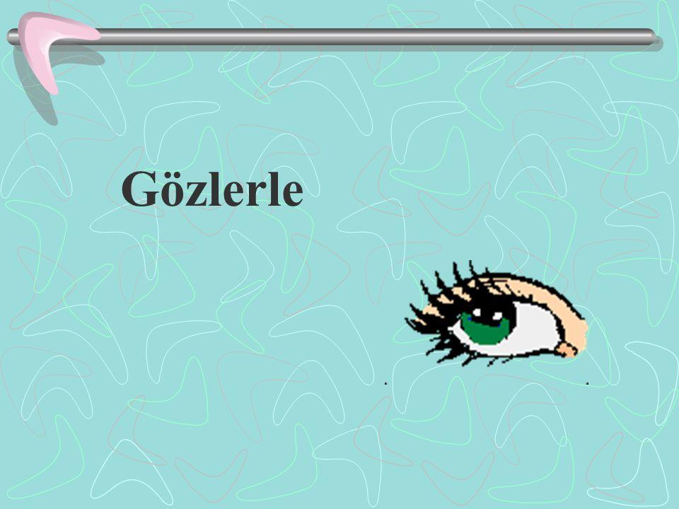 Gözlerle
