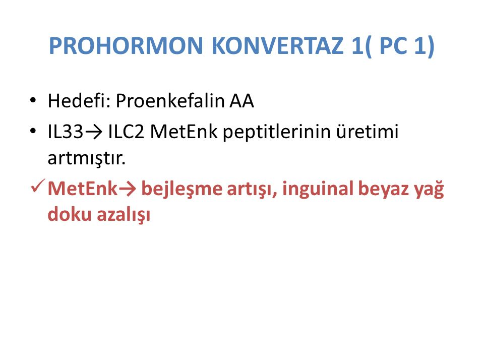 PROHORMON KONVERTAZ 1( PC 1)