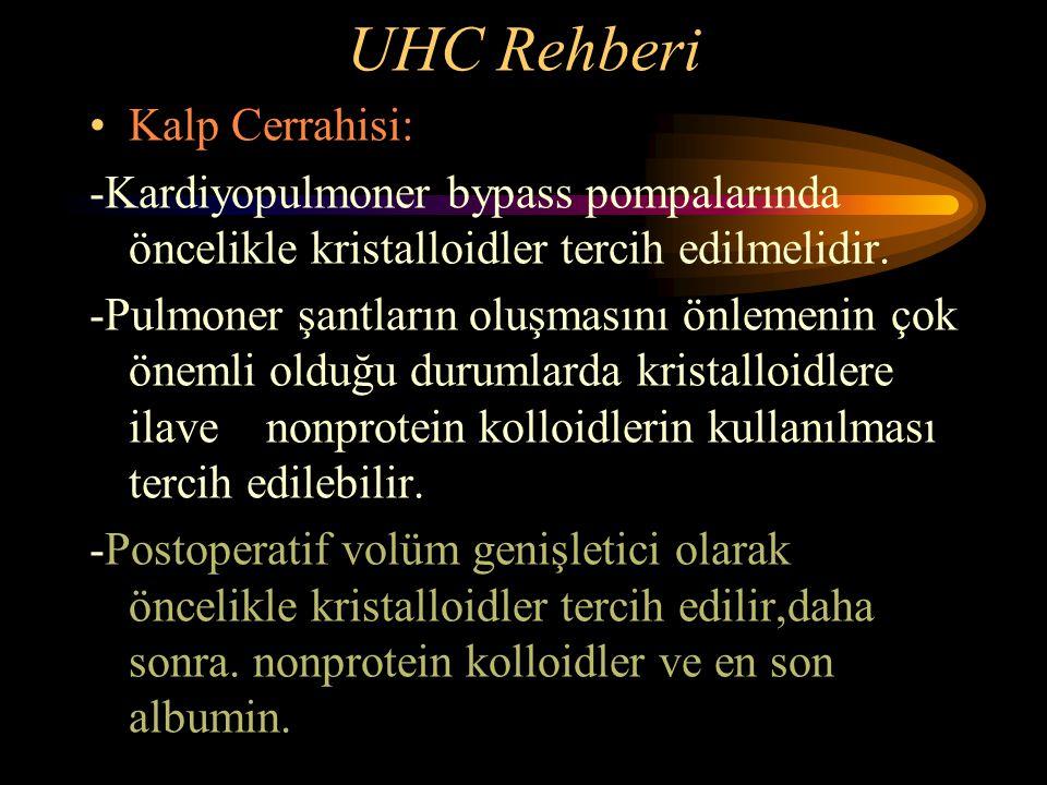 UHC Rehberi Kalp Cerrahisi: