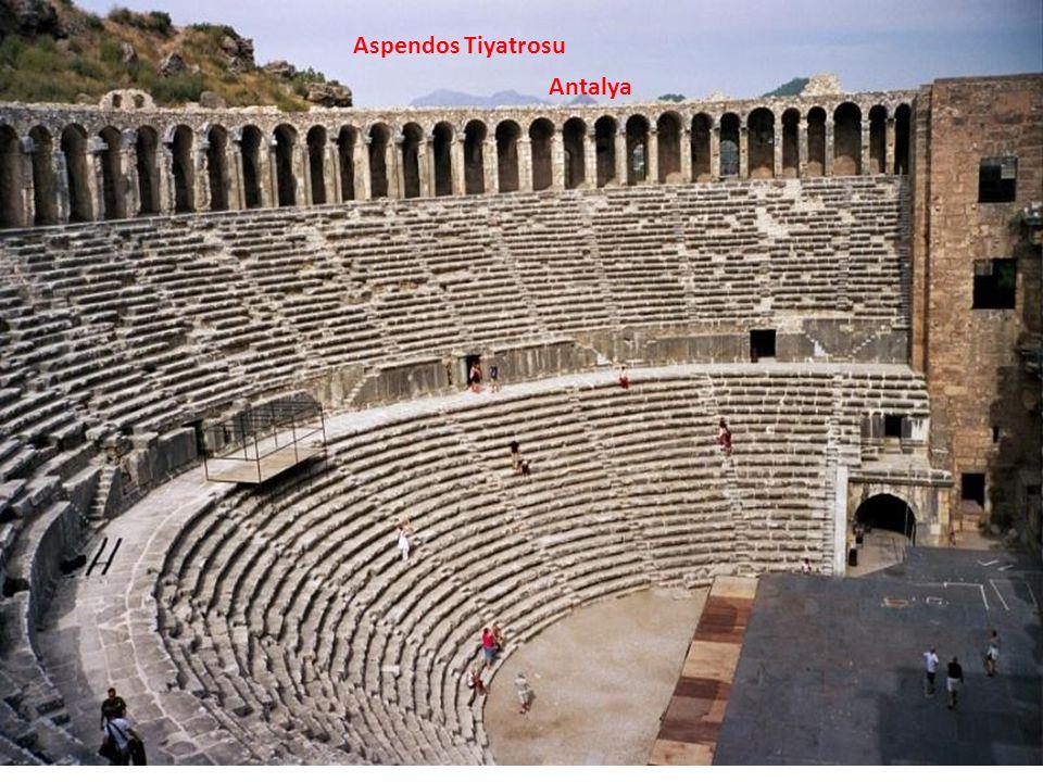 Aspendos Tiyatrosu Antalya
