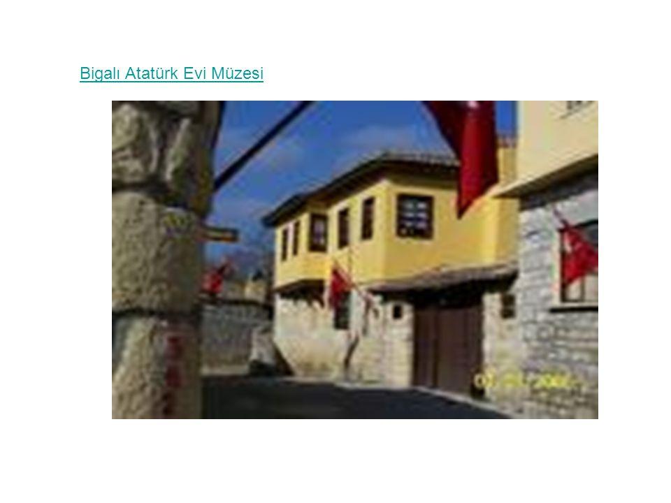 Bigalı Atatürk Evi Müzesi