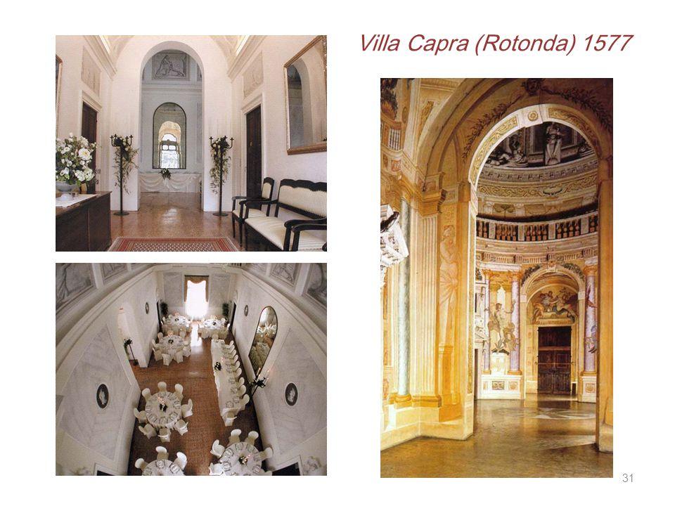 Villa Capra (Rotonda) 1577