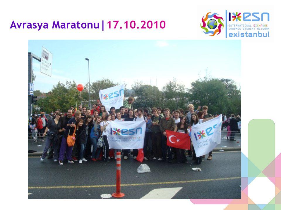 Avrasya Maratonu|17.10.2010