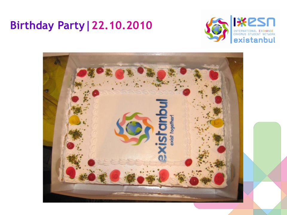 Birthday Party|22.10.2010