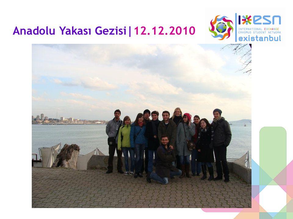 Anadolu Yakası Gezisi|12.12.2010