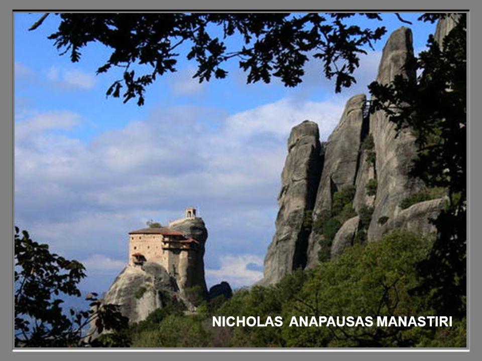 NICHOLAS ANAPAUSAS MANASTIRI