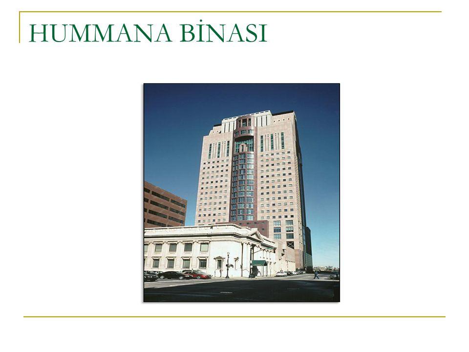 HUMMANA BİNASI