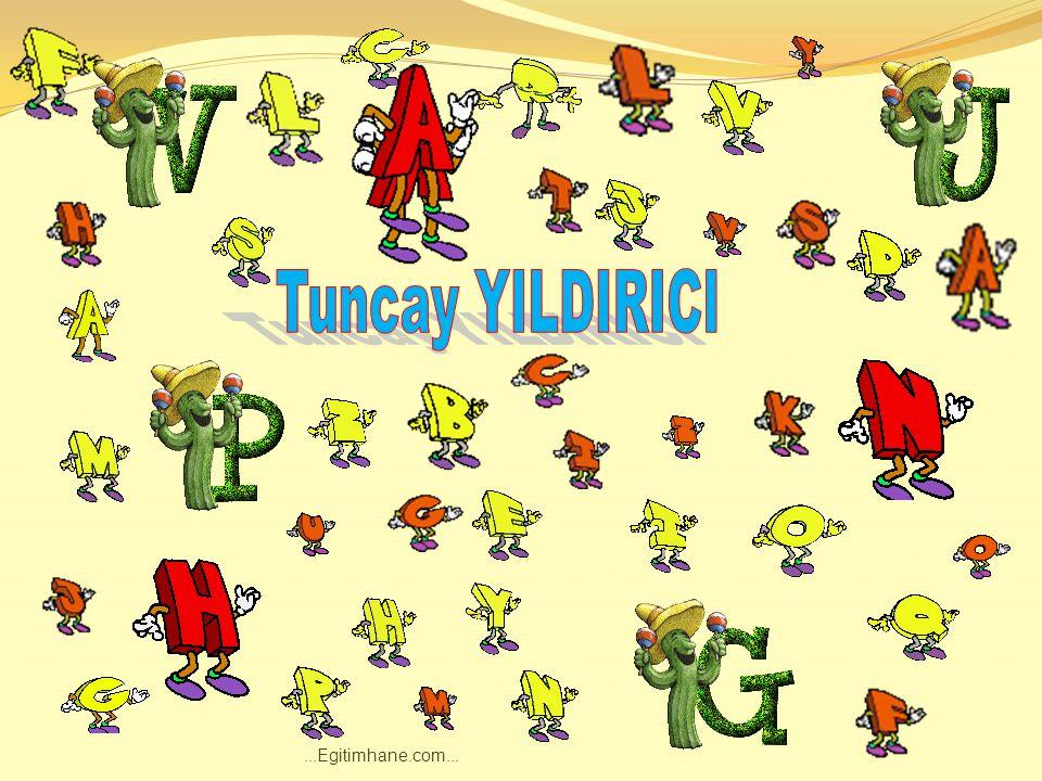 Tuncay YILDIRICI ...Egitimhane.com...