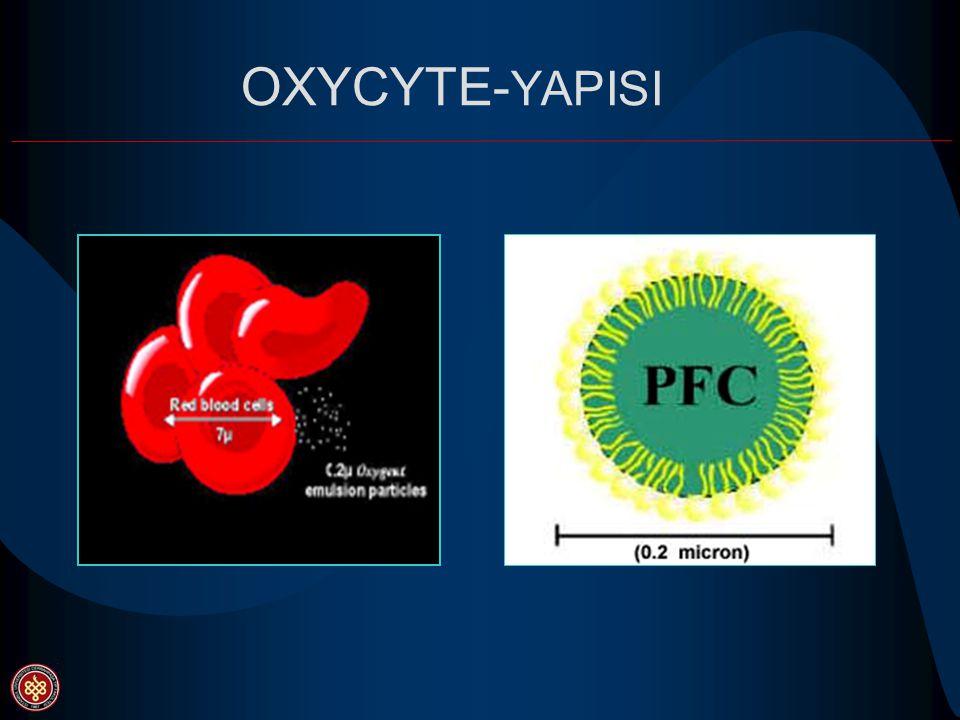 OXYCYTE-YAPISI