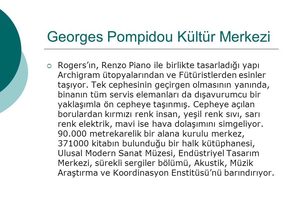 Georges Pompidou Kültür Merkezi