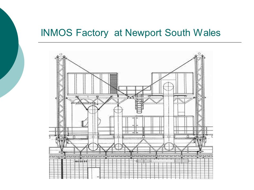 INMOS Factory at Newport South Wales
