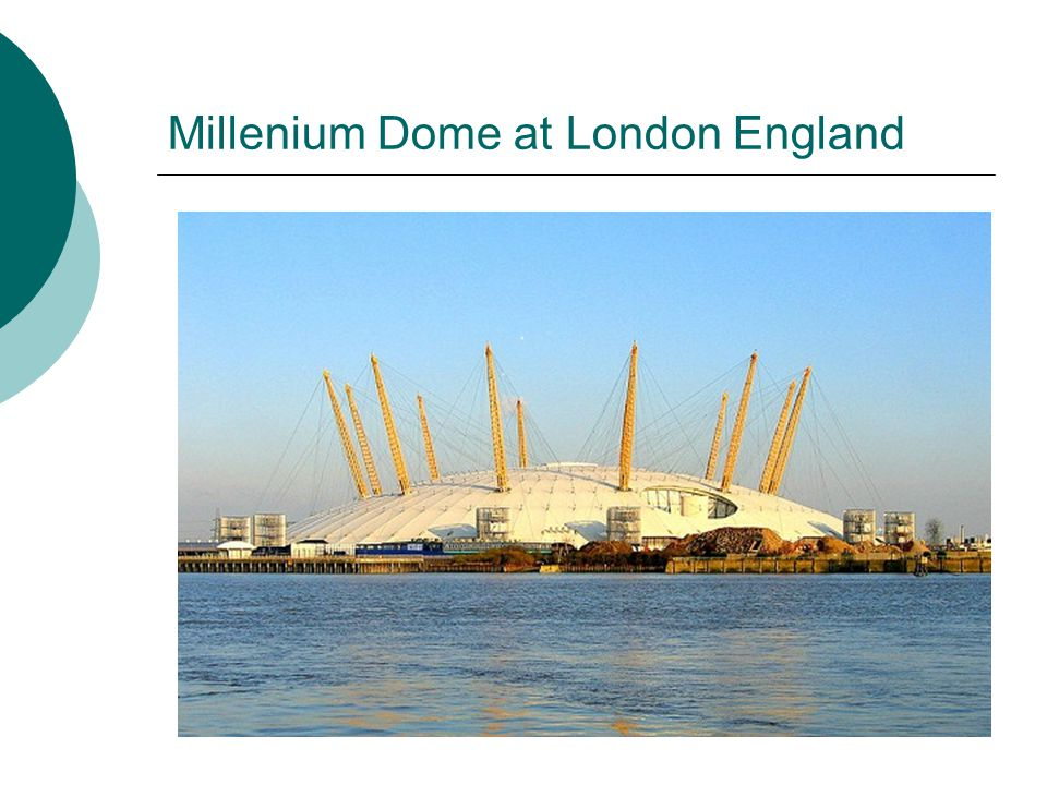 Millenium Dome at London England