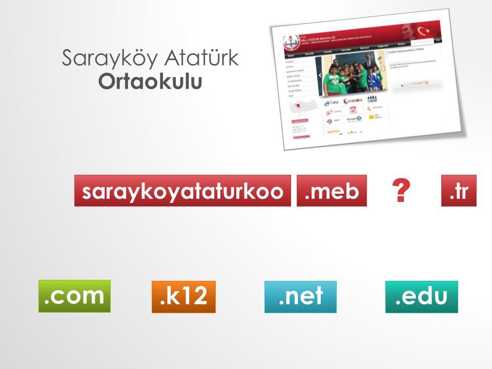 Sarayköy Atatürk Ortaokulu