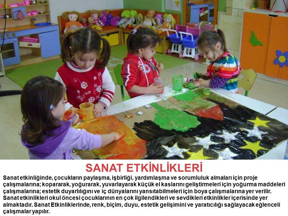 SANAT ETKİNLİKLERİ