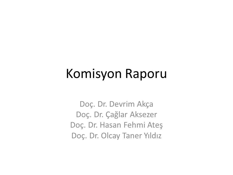 Doç. Dr. Olcay Taner Yıldız