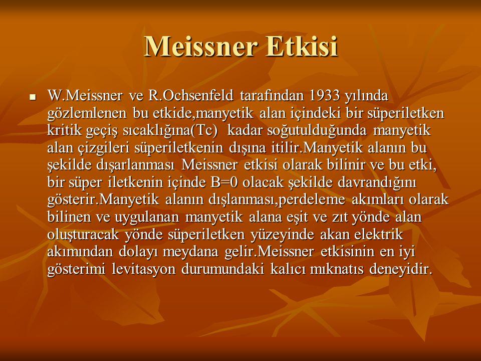 Meissner Etkisi