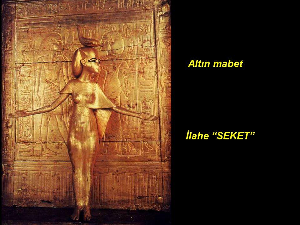 Altın mabet İlahe SEKET