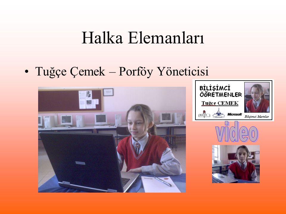 Halka Elemanları Tuğçe Çemek – Porföy Yöneticisi video