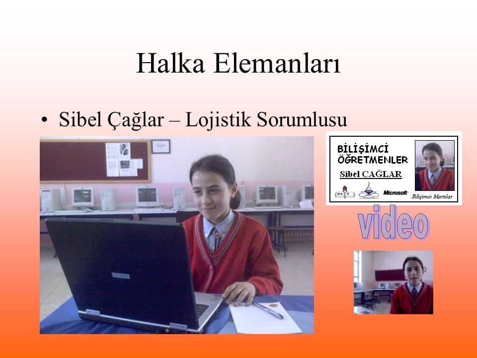 Halka Elemanları Sibel Çağlar – Lojistik Sorumlusu video