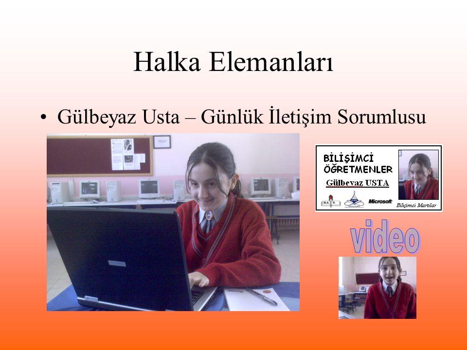 Halka Elemanları Gülbeyaz Usta – Günlük İletişim Sorumlusu video