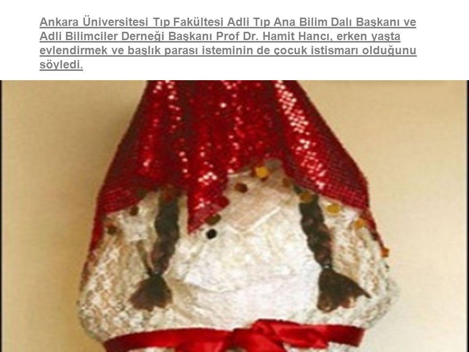 Ankara Üniversitesi Tıp Fakültesi Adli Tıp Ana Bilim Dalı Başkanı ve Adli Bilimciler Derneği Başkanı Prof Dr.